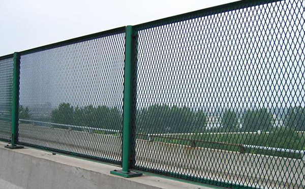 桥梁防抛网