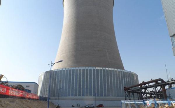 电厂冷却塔声屏障